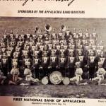 AHS band calendar 1964 close