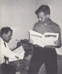 Joe Flanary and Gene Maddox