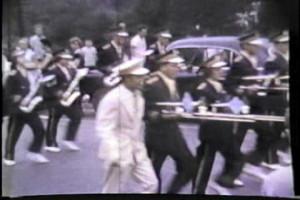 Marching by Buck & Gene's