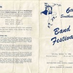 AHS Band Bristol 1956 1