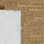AHS Band Bristol 1957 article