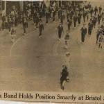 AHS Band Bristol 1957 pic