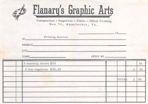 Flanary's Graphic Arts